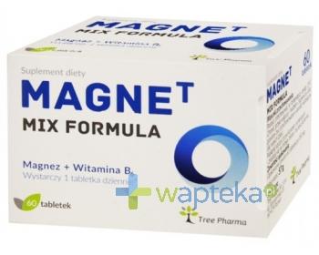 TREE PHARMA SP. Z O.O. Magne T Mix Formula 60 tabletek