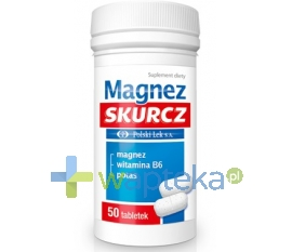 POLSKI LEK Magnez Skurcz 50 tabletek PolskiLek