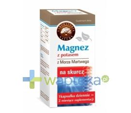 LABORATORIA NATURY SP Z O.O. Magnez z potasem 30 kapsułek