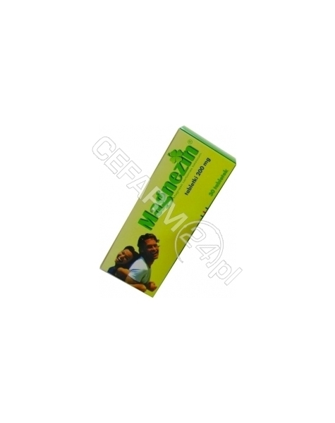 GEDEON RICHT Magnezin 200 mg x 30 tabl