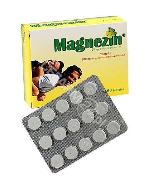 GEDEON RICHT Magnezin 500 mg x 60 tabl