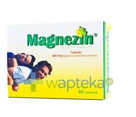 GEDEON RICHTER POLSKA SP.Z O.O. Magnezin Comfort 60 tabletek