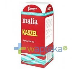 DAGOMED Malia łagodzący kaszel syrop 150ml