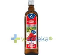 oleofarm Malina z Lipą 100% Sok malinalipaVita 490ml