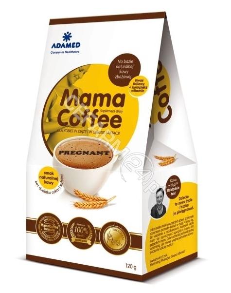 ADAMED Mama coffee naturalna 120 g
