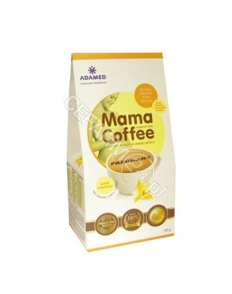 ADAMED Mama coffee wanilia 120 g