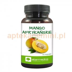 ALTER MEDICA Mango Afrykańskie, 60 kapsułek
