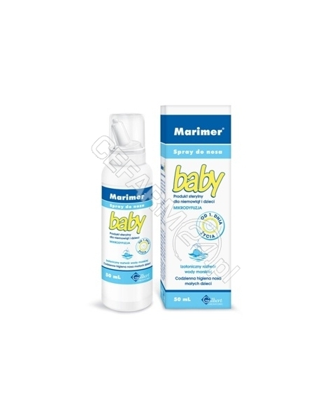 SANOFI Marimer baby spray 50 ml