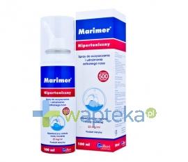NEPENTES S.A. MARIMER Hipertoniczny Spray 100 ml