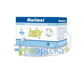 LABORATOIRES GILBERT MARIMER Urządzenie do oczyszczania nosa 1 sztuka