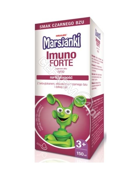 WALMARK Marsjanki imuno forte 150 ml