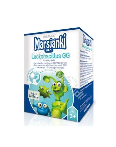 WALMARK Marsjanki pro lactobacillus GG x 10 sasz