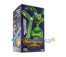 WALMARK Marsjanki z inuliną MIX pastylki 100 sztuk + marsjański długopis