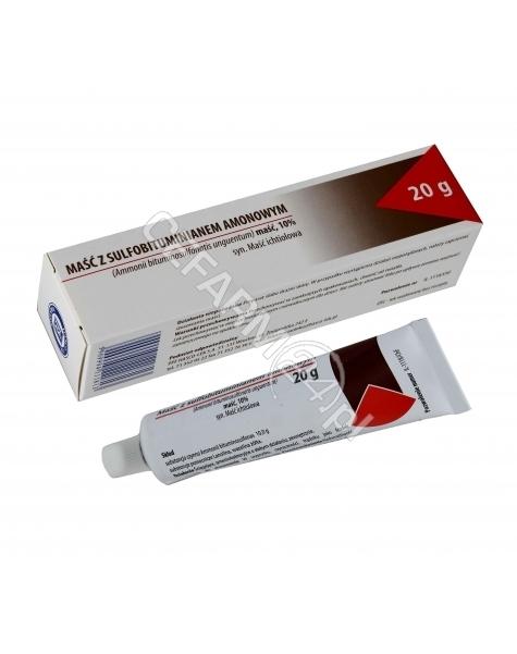 HASCO-LEK Maść ichtiolowa 20 g (hasco-lek)