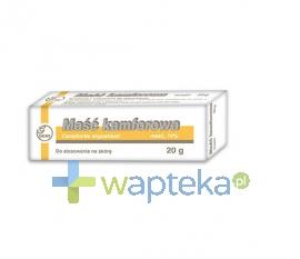 GEMI P.P.F. Maść kamforowa 20 g GEMI