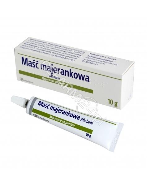 AFLOFARM Maść majerankowa 10 g (aflofarm)