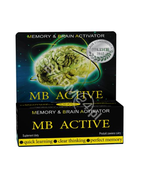 UNIPHAR Mb active x 20 tabl