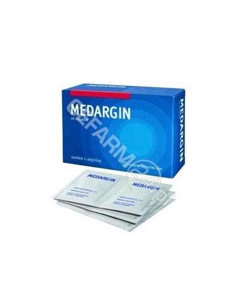 ETHIFARM Medargin 2 g x 30 sasz (Ethifarm)