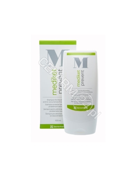 BENEMEDO Mediket prevent szampon 100 ml
