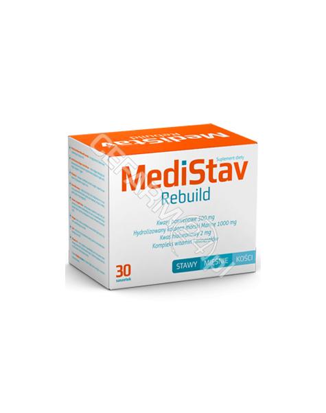 POLSKI LEK Medistav rebuild x 30 sasz