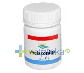 LEK-AM SP. Z O.O. P.F. Melatonina 3 mg 60 tabletek