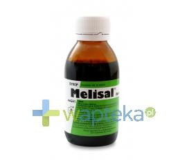 HERBAPOL-WROCLAW S.A. Melisal forte syrop 125 g 145
