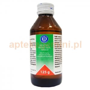 HASCO-LEK Mentho-Paraffinol, płyn doustny, 125g