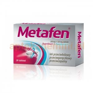 POLPHARMA Metafen, 20 tabletek