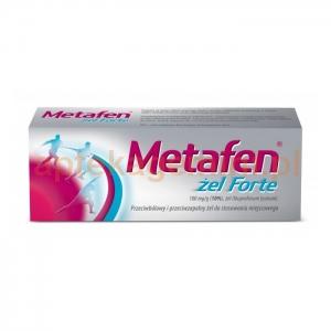 MEDANA Metafen Forte, żel, 100g OKAZJA