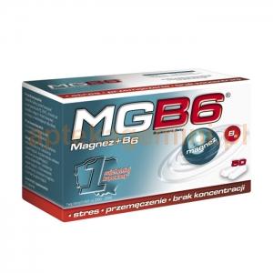 Aflofarm MG B6, 50 tabletek