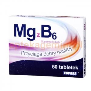 ESPEFA Mg z B6, 50 tabletek