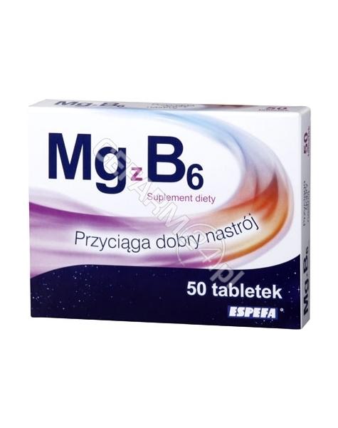 ESPEFA Mg z b6 x 50 tabl (Espefa)