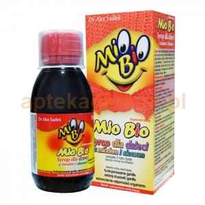 S-LAB Mio Bio, syrop, dla dzieci powyżej 3 lat, 120ml OKAZJA
