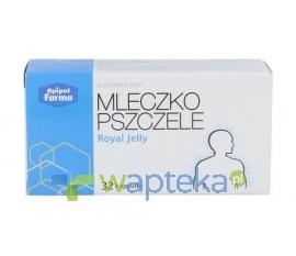 APIPOL-FARMA SP. Z O.O. PPF Mleczko pszczele 32 kapsułki