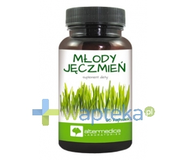 ALTER MEDICA JAN SZUPINA Młody Jęczmień 60 kapsułek ALTER MEDICA