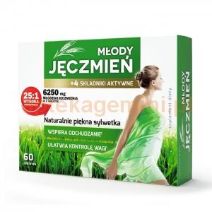 COLFARM Młody Jęczmień, 60 tabletek