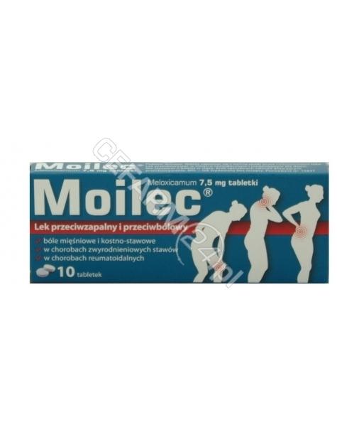 GEDEON RICHT Moilec 7,5 mg x 10 tabl