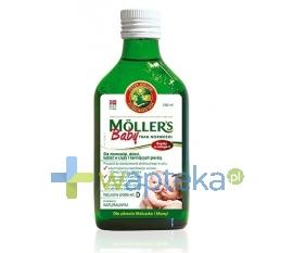 AXELLUS MOLLERS Baby Tran Norweski aromat naturalny 250 ml