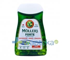 AXELLUS MOLLERS Forte 112 kapsułek