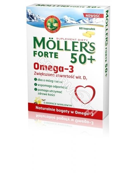 ORKLA HEALTH Mollers forte 50+ x 60 kaps