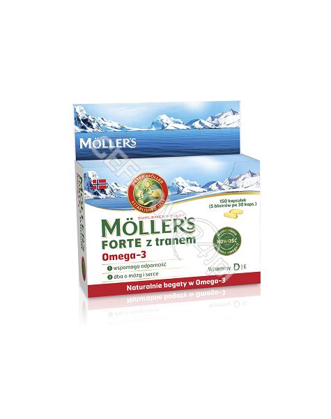 ORKLA HEALTH Mollers Forte x 150 kaps