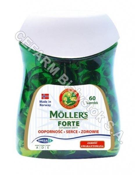 ORKLA HEALTH Mollers Forte x 60 kaps