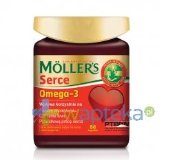 AXELLUS MOLLERS Serce 60 kapsułek