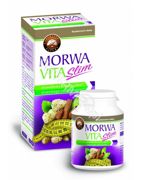 LABORATORIA NATURY SP Z O.O. MorwaVita Slim x 60 kaps
