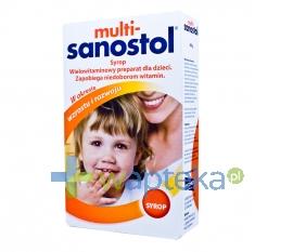 ALTANA PHARMA AG Multi-Sanostol syrop 300 g