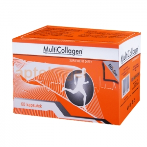 BS FARM Multicollagen, 60 kapsułek