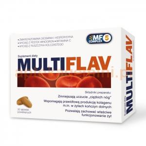 GENEXO Multiflav, 30 tabletek
