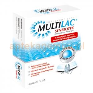 GENEXO Multilac, 10 kapsułek