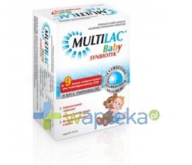 GENEXO Multilac Baby, symbiotyk, 10 saszetek