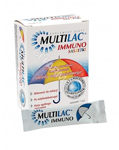 GENEXO Multilac immuno x 7 sasz